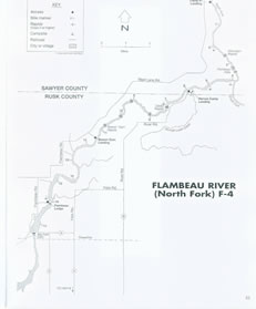 Flambeau River north fork 4